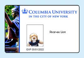 Roar-ee's ID